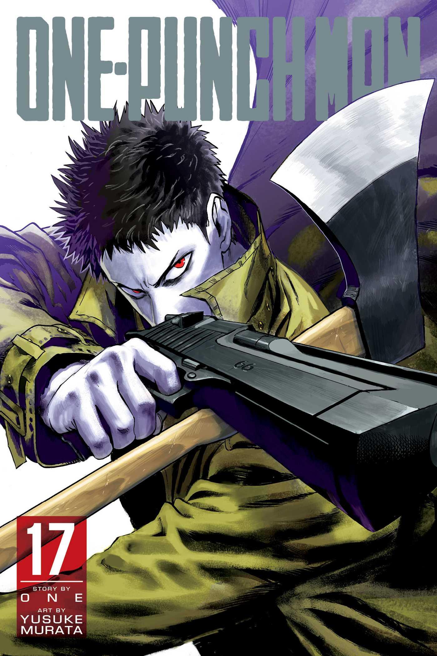 One-Punch Man, Vol  17 | Book by ONE, Yusuke Murata