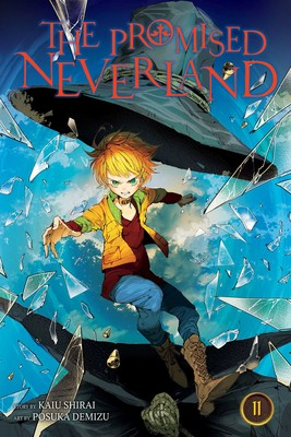 The Promised Neverland, Vol  11 | Book by Kaiu Shirai