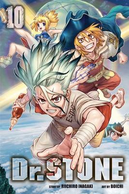 Dr Stone Vol 10 Book By Riichiro Inagaki Boichi Official Publisher Page Simon Schuster