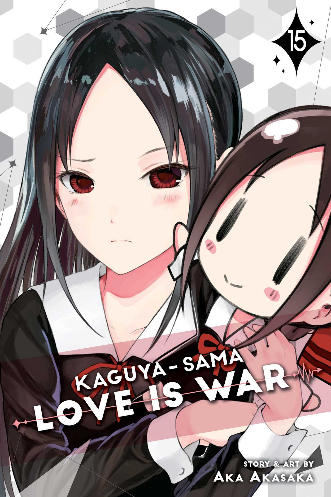 Kaguya Sama Love Is War Vol 15 Book By Aka Akasaka Official Publisher Page Simon Schuster