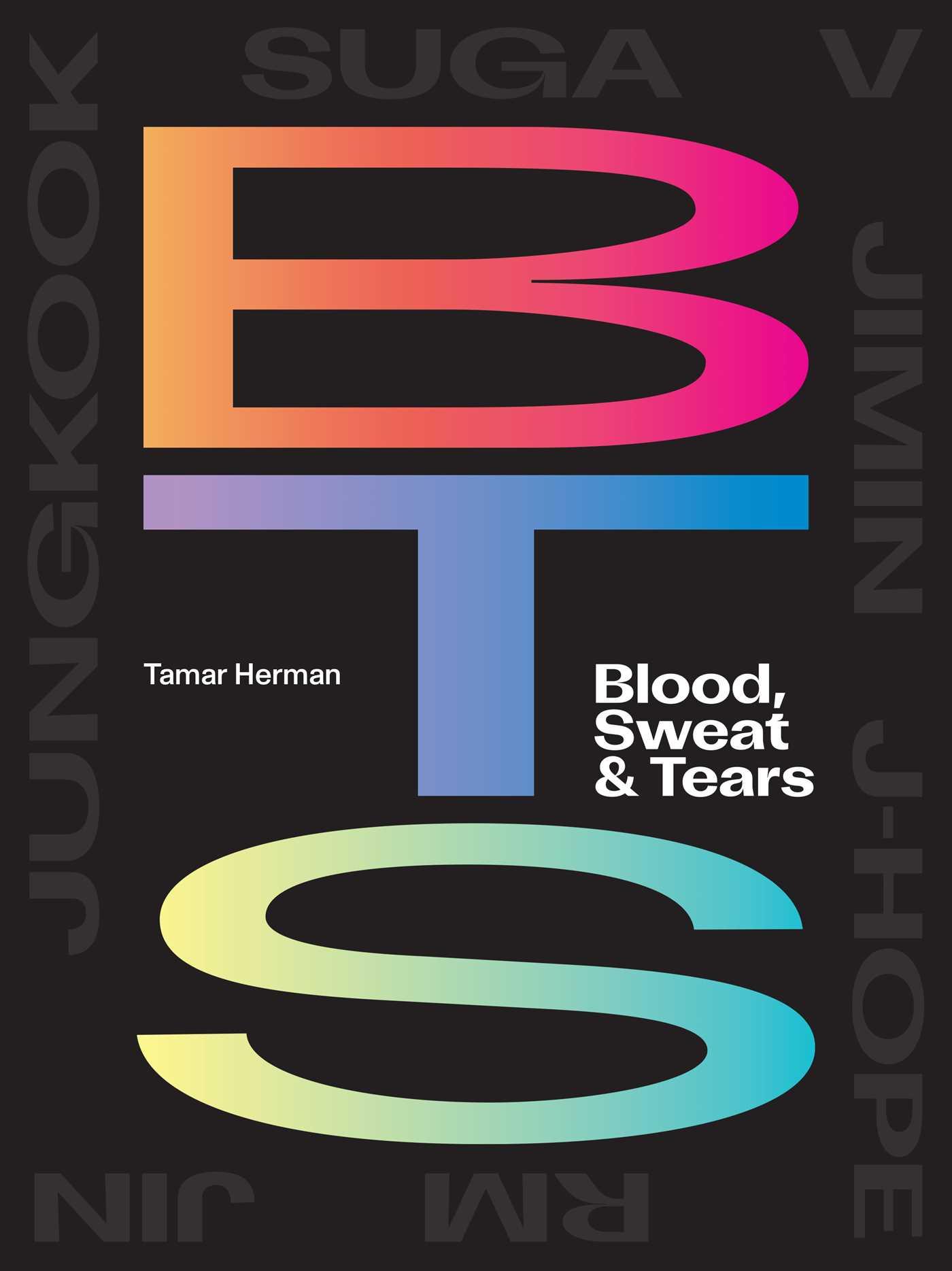 bts blood sweat tears 9781974717132 hr