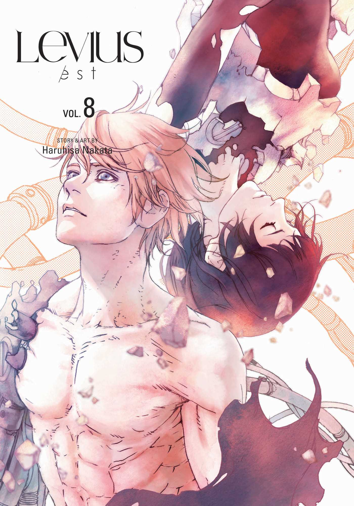 Levius/est, Vol. 8   Book by Haruhisa Nakata   Official Publisher Page   Simon & Schuster