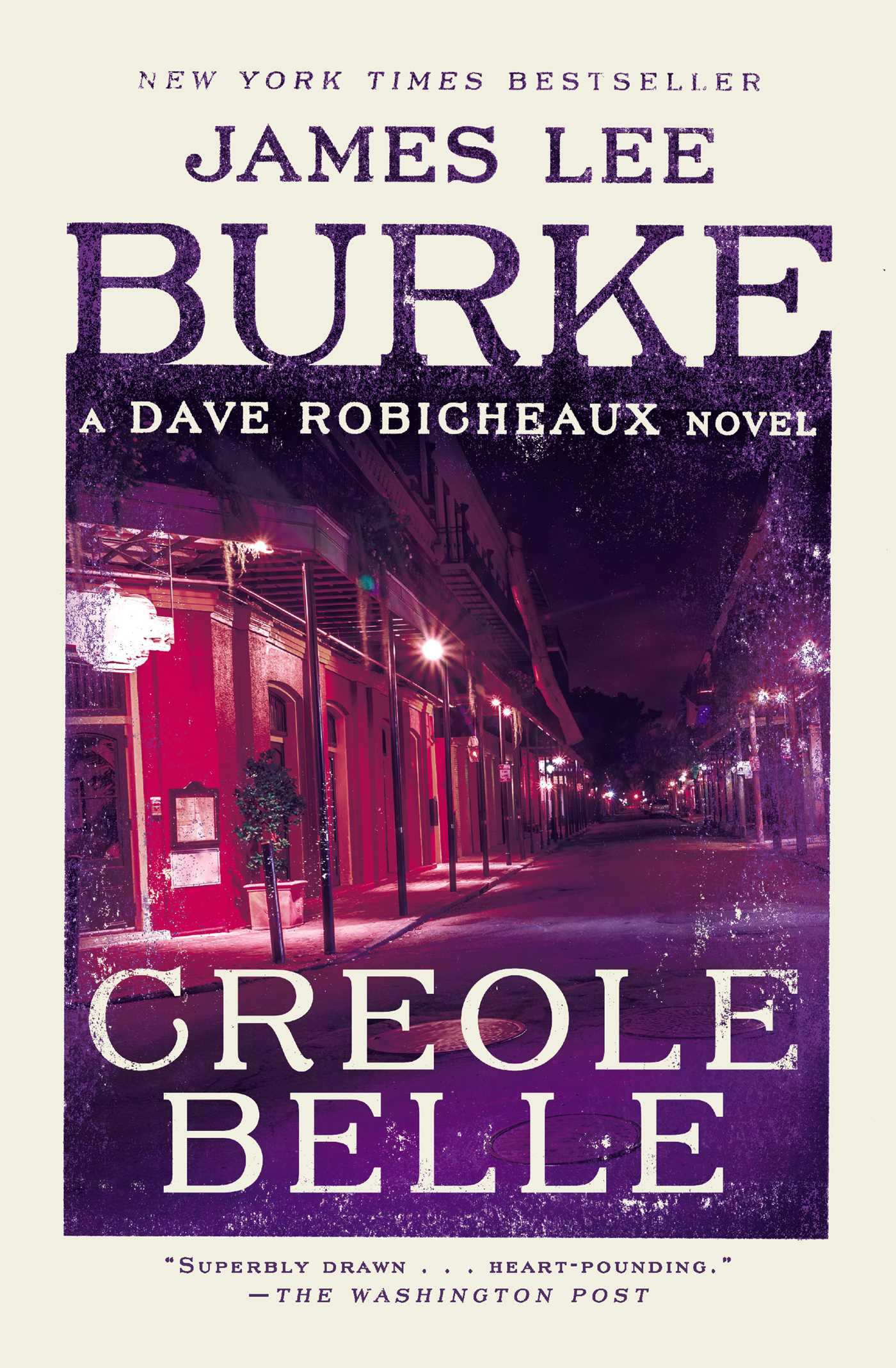 Creole Belle | Book by James Lee Burke | Official Publisher Page