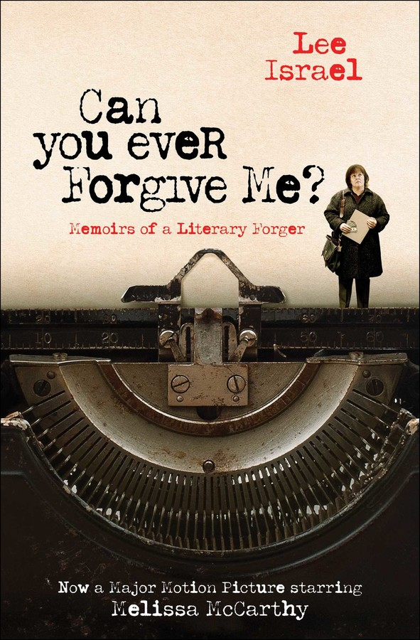 Can You Ever Forgive Me? | Book by Lee Israel | Official