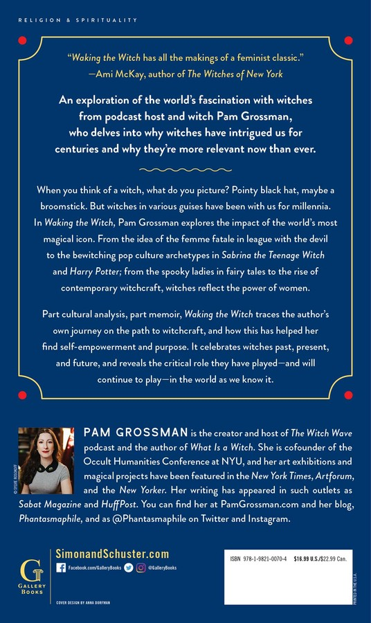 Waking the Witch   Book by Pam Grossman   Official Publisher Page