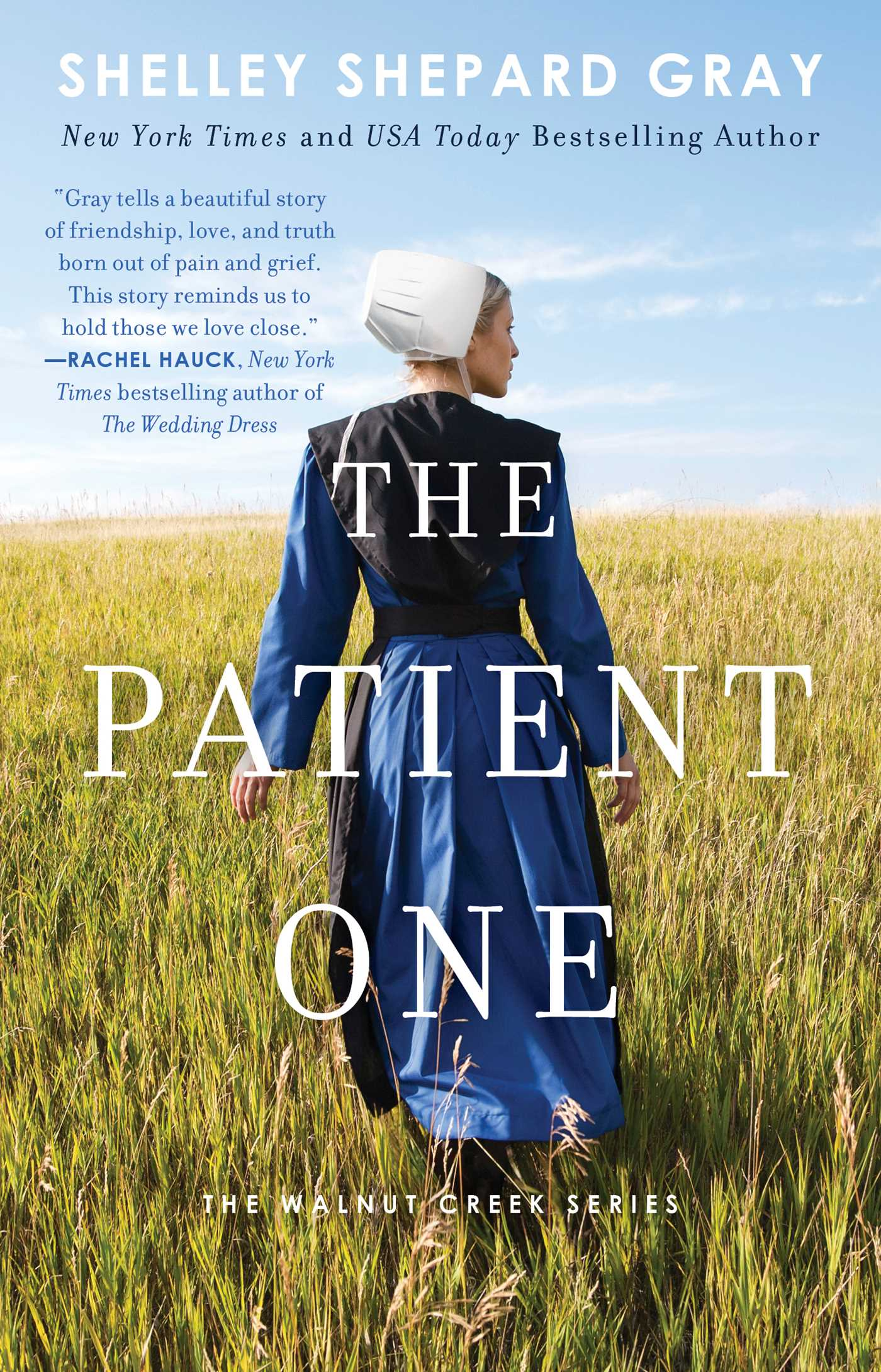 The patient one 9781982100872 hr