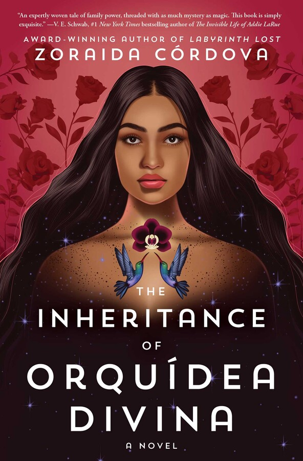 The Inheritance of Orquídea Divina