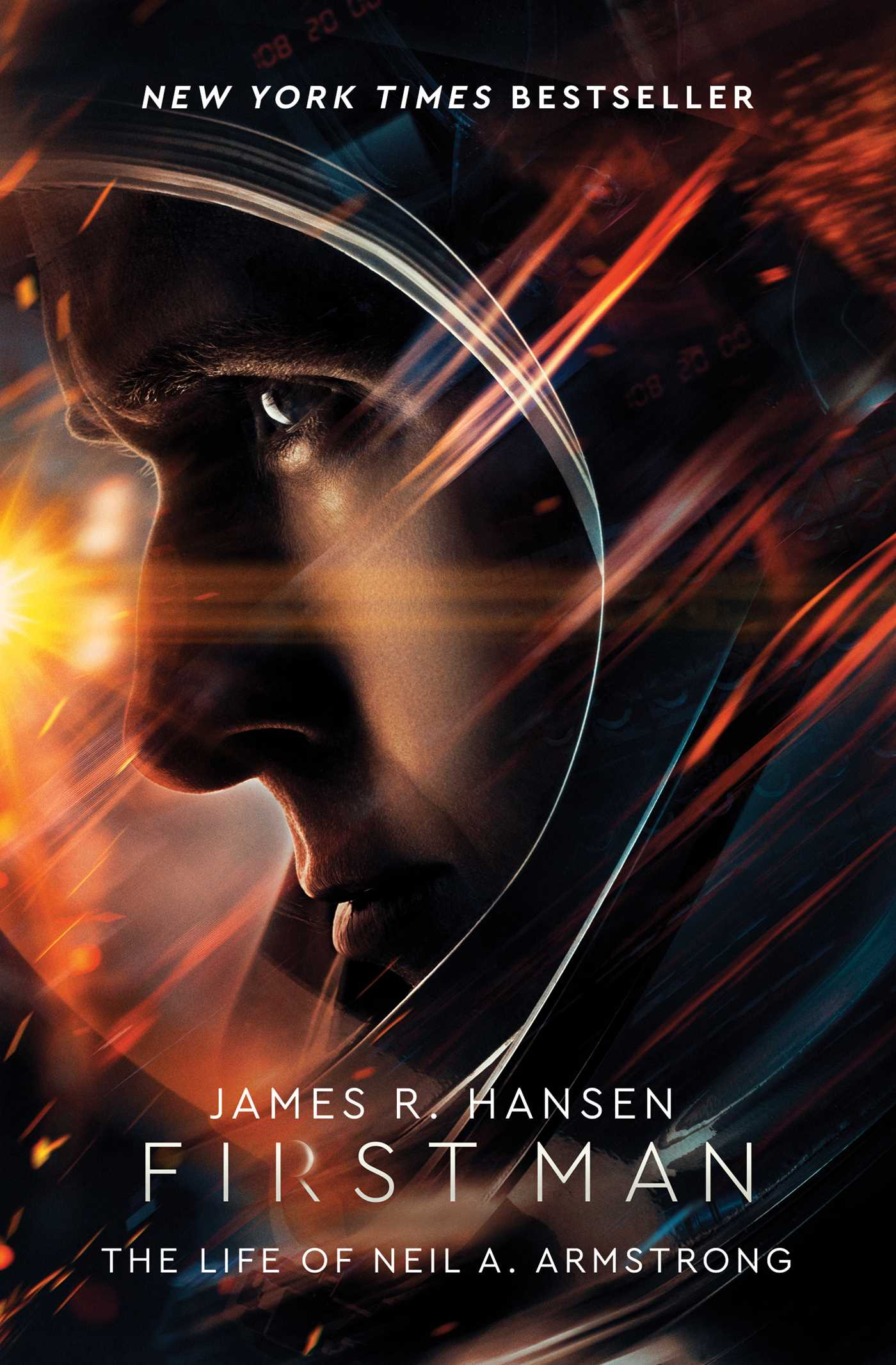 First man 9781982103163 hr
