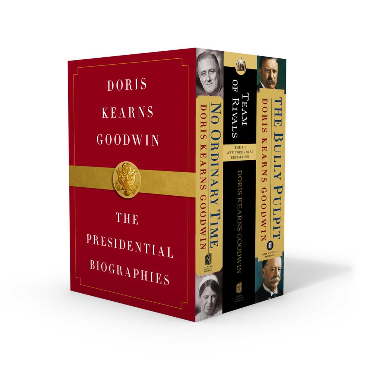 Doris kearns goodwin the presidential biographies 9781982103224 hr