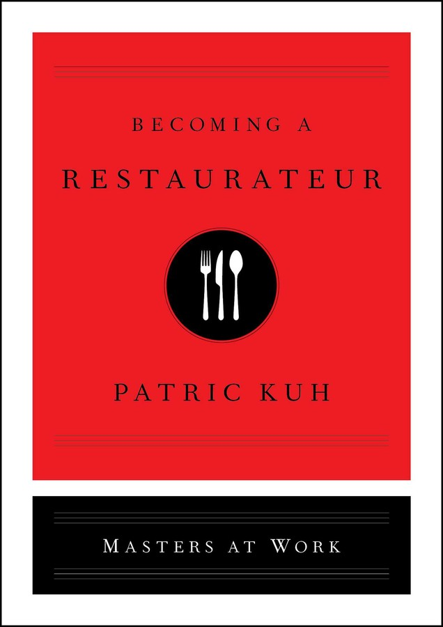 Buy Becoming a Restaurateur