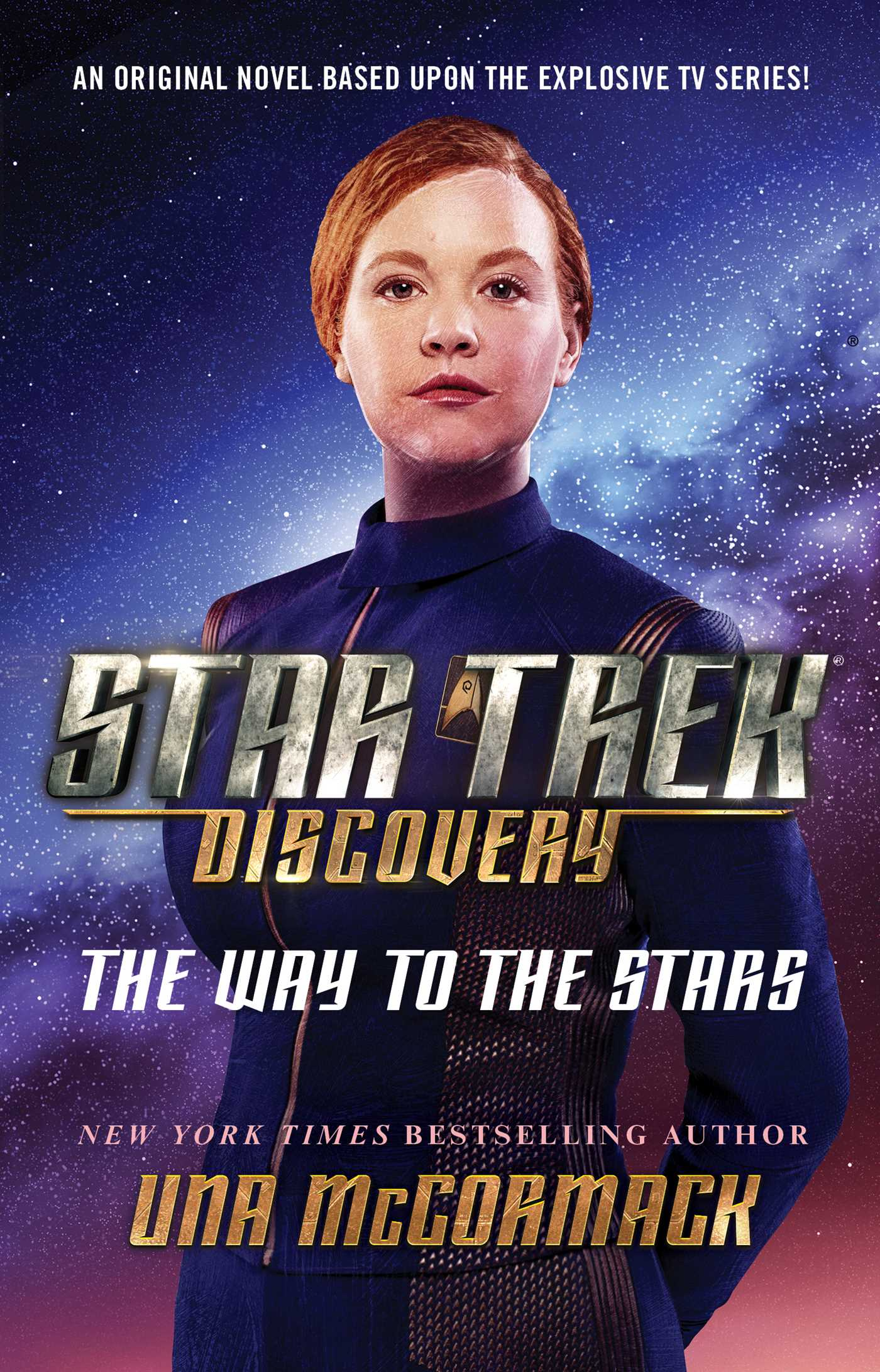 Star trek discovery the way to the stars 9781982104757 hr