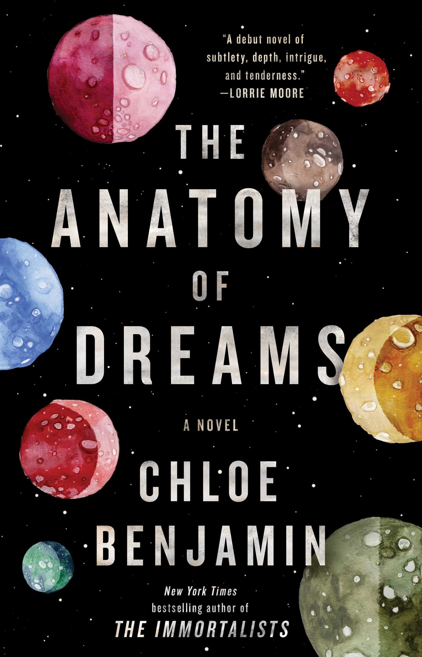 The Anatomy of Dreams | Book by Chloe Benjamin | Official Publisher ...
