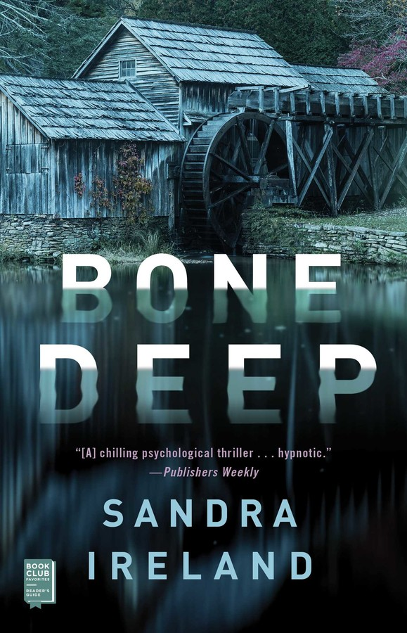 Bone Deep Book By Sandra Ireland Official Publisher Page Simon