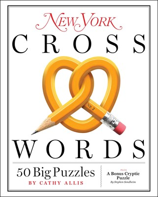 New York Crosswords Book By Cathy Allis The Editors Of New York
