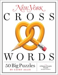 New York Magazine Crossword Puzzle Book