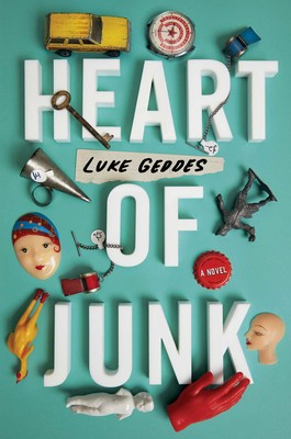 Image result for heart of junk luke geddes