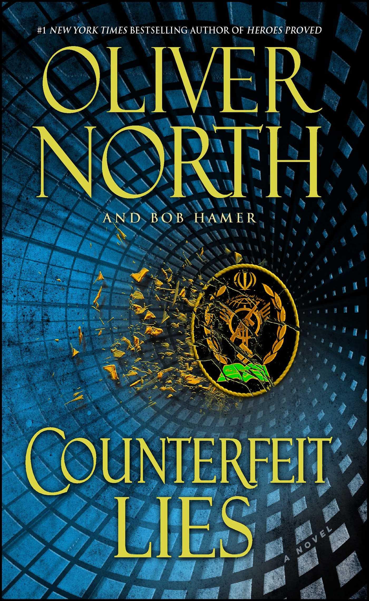 Counterfeit lies 9781982107550 hr