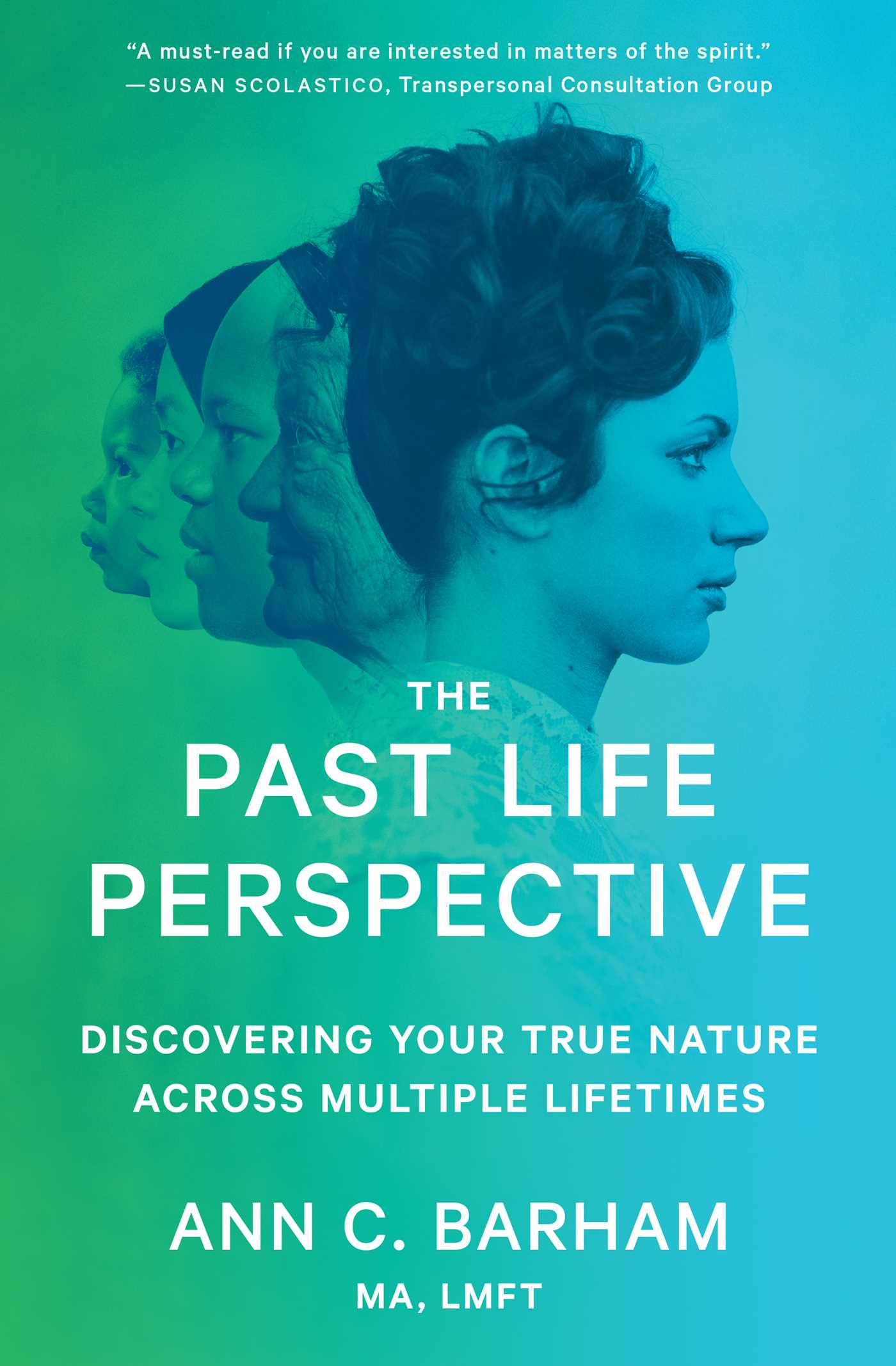 The past life perspective 9781982107697 hr