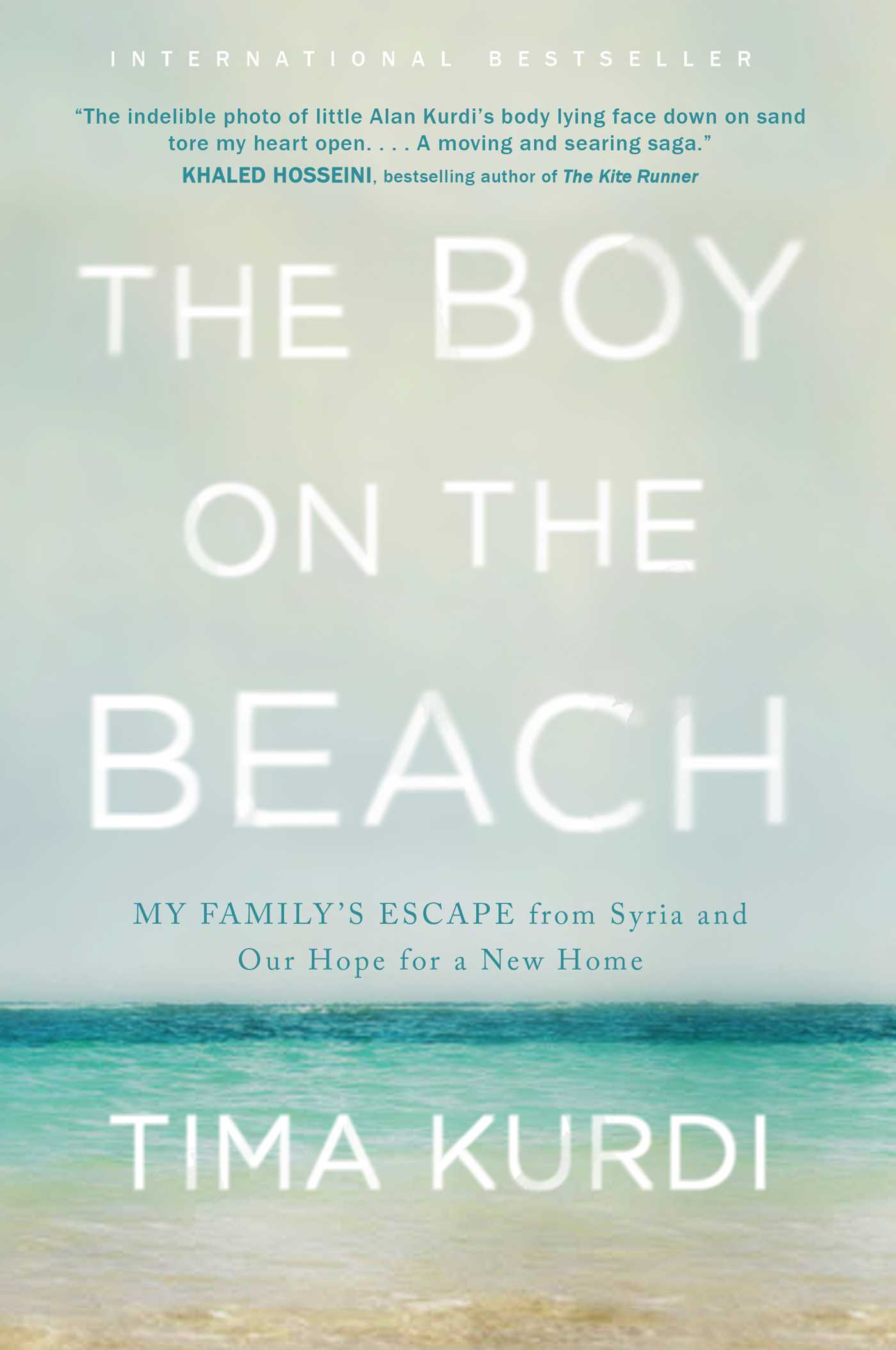 The boy on the beach 9781982108519 hr