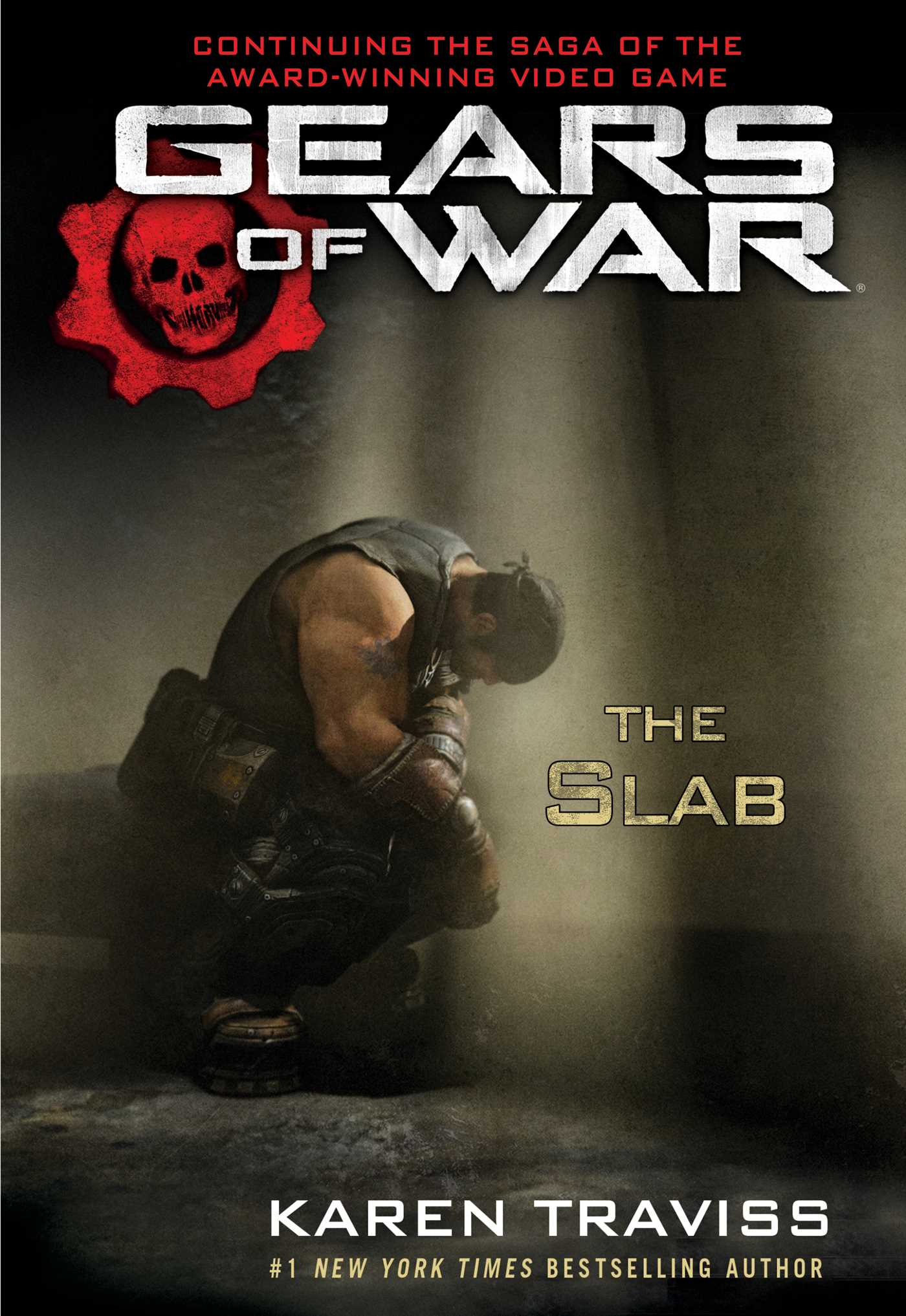 Gears of war the slab 9781982109080 hr