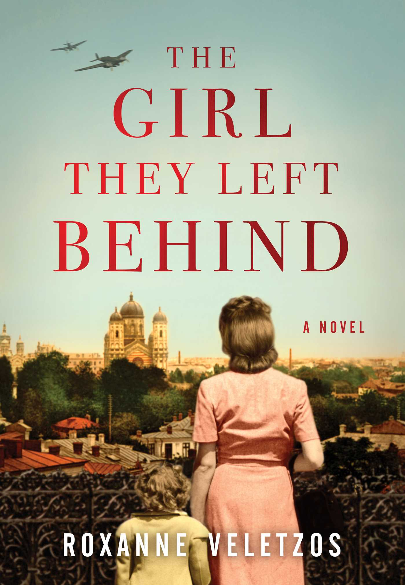 The girl they left behind 9781982109172 hr