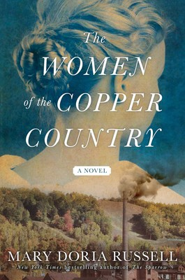 Women of the Copper Country book jacket