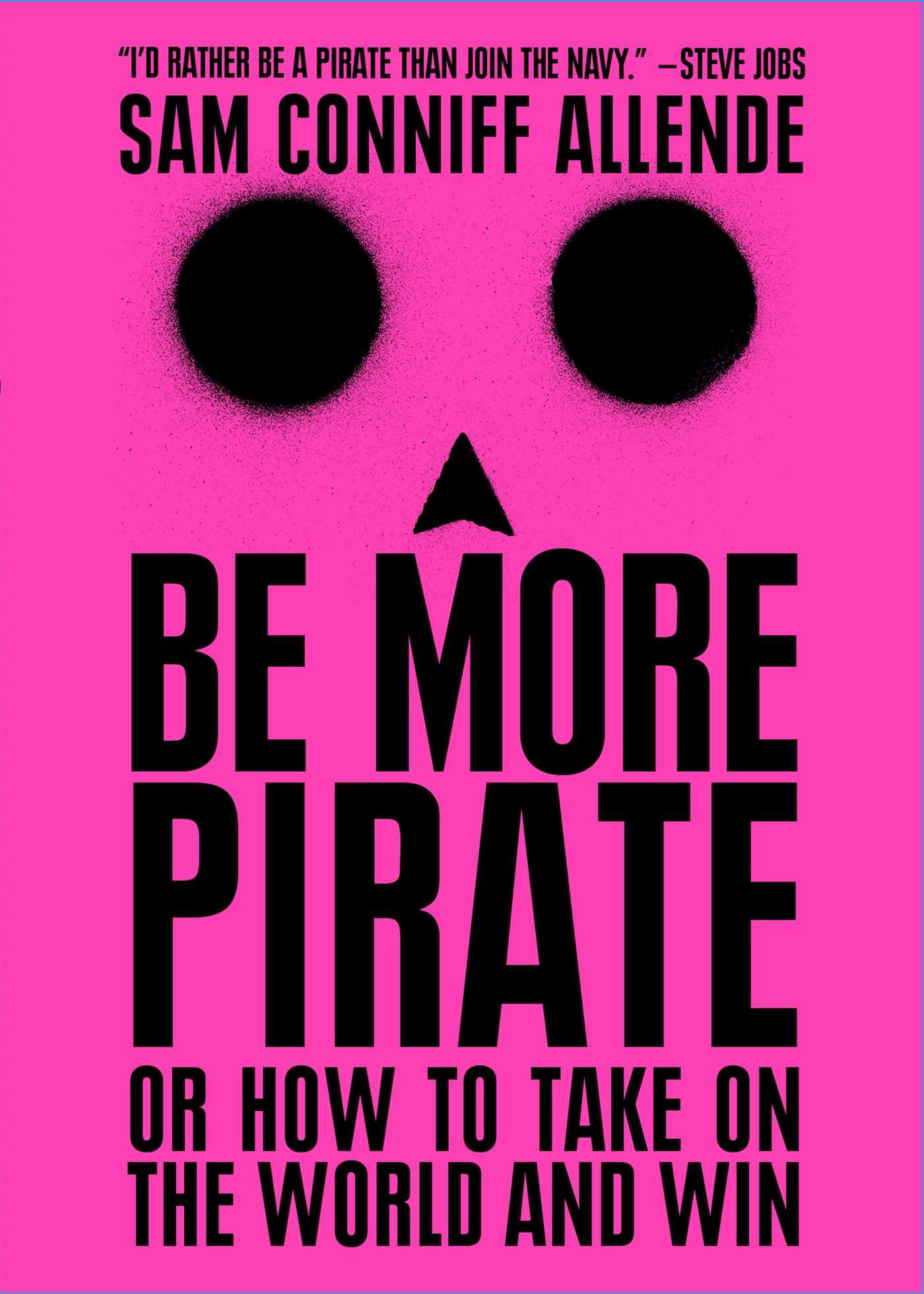 Be more pirate 9781982109615 hr