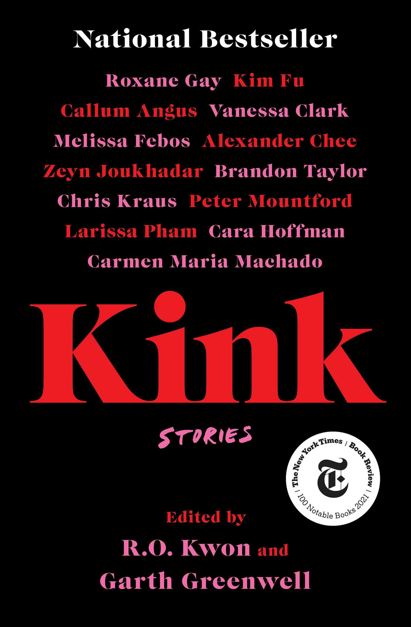 Kink | Book by R.O. Kwon, Garth Greenwell | Official Publisher Page | Simon  & Schuster