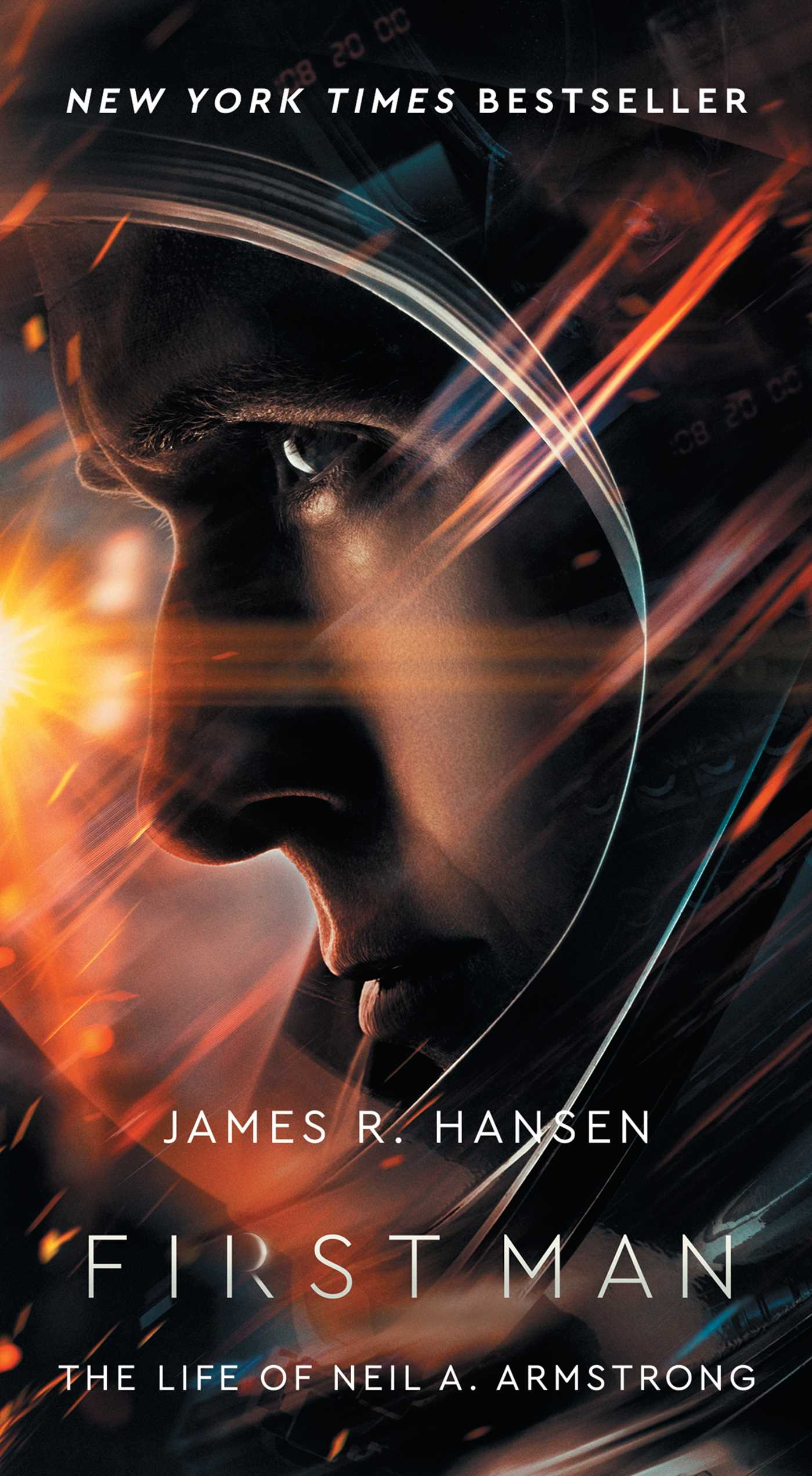 First Man | Book by James R. Hansen | Official Publisher Page | Simon & Schuster