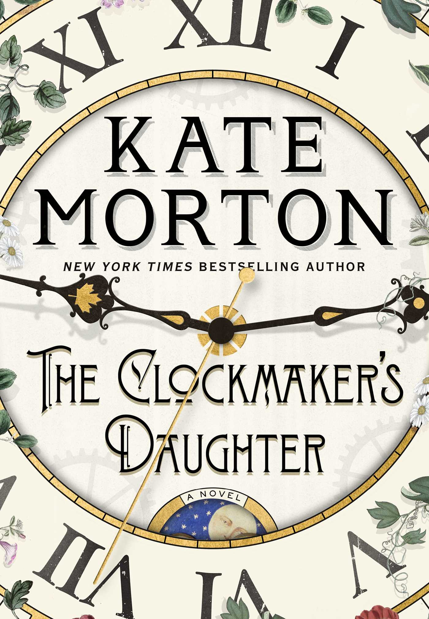 The clockmakers daughter 9781982110529 hr