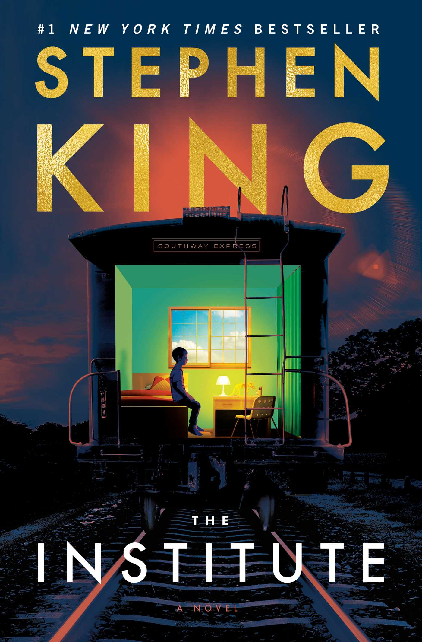 The Institute | Book by Stephen King | Official Publisher Page | Simon &  Schuster