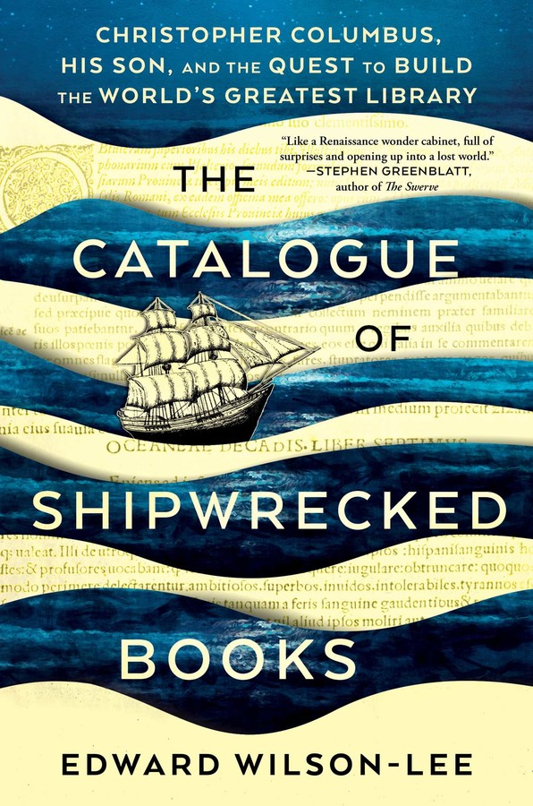 The Catalogue of Shipwrecked Books | Book by Edward Wilson