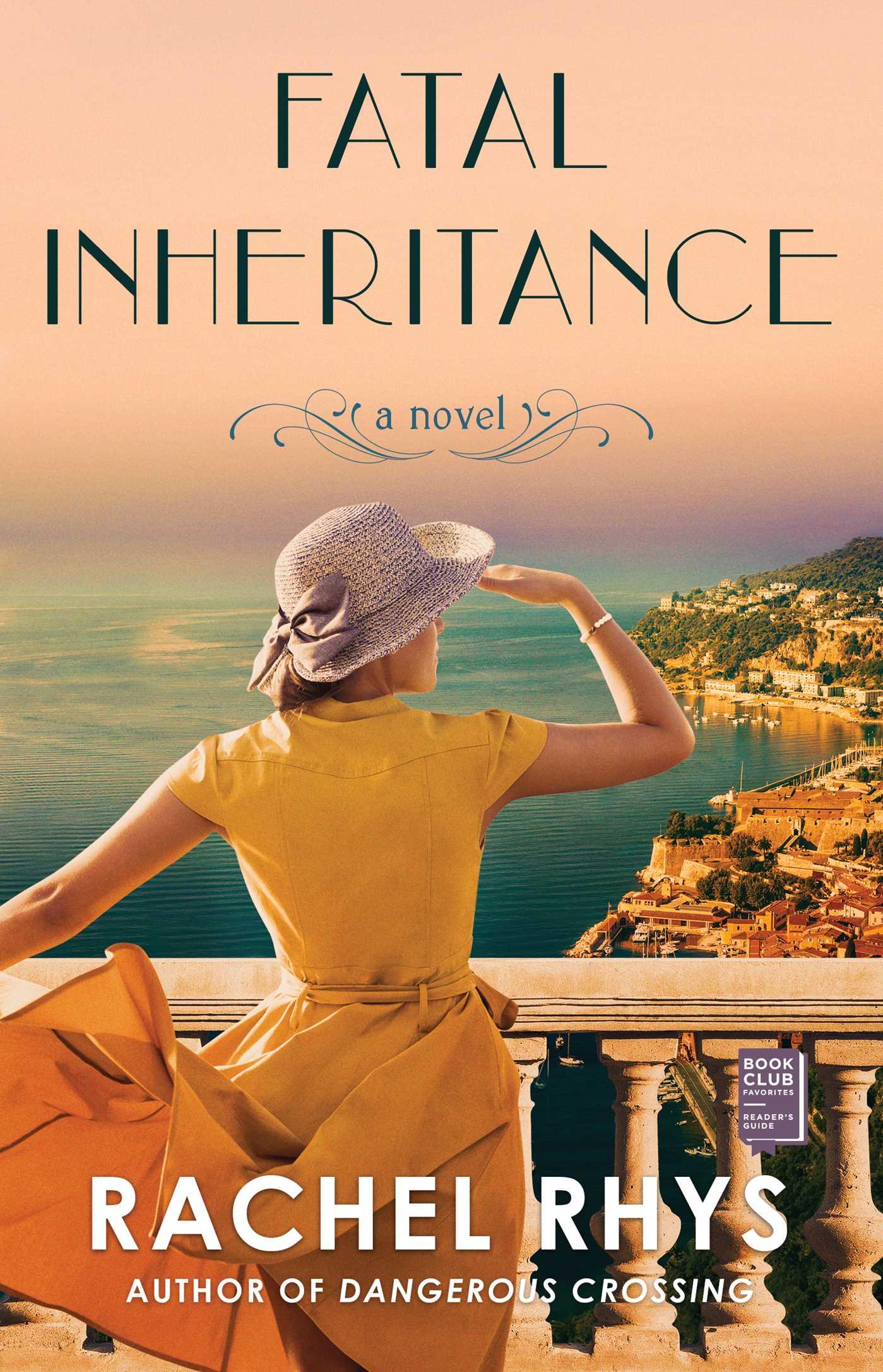 Fatal inheritance 9781982111571 hr