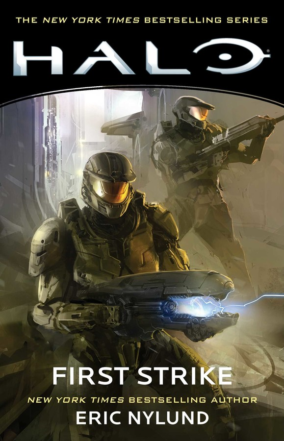 Halo First Strike Book By Eric Nylund Official Publisher Page