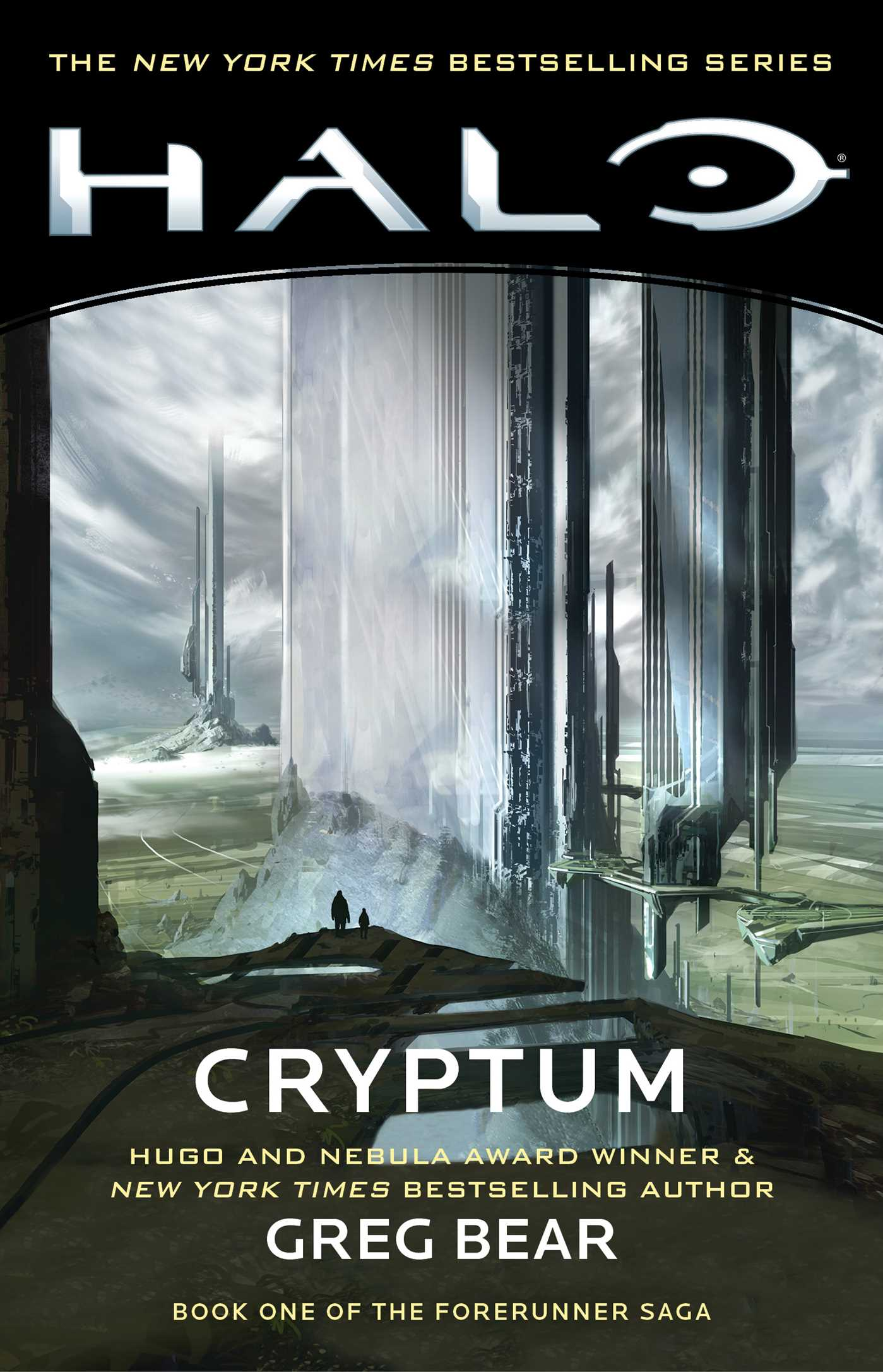 HALO: Cryptum | Book by Greg Bear | Official Publisher Page