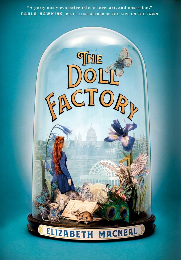 Image result for the doll factory by elizabeth macneal