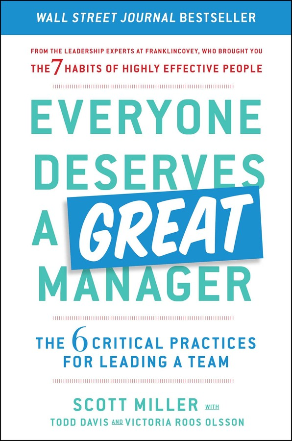 Buy Everyone Deserves a Great Manager