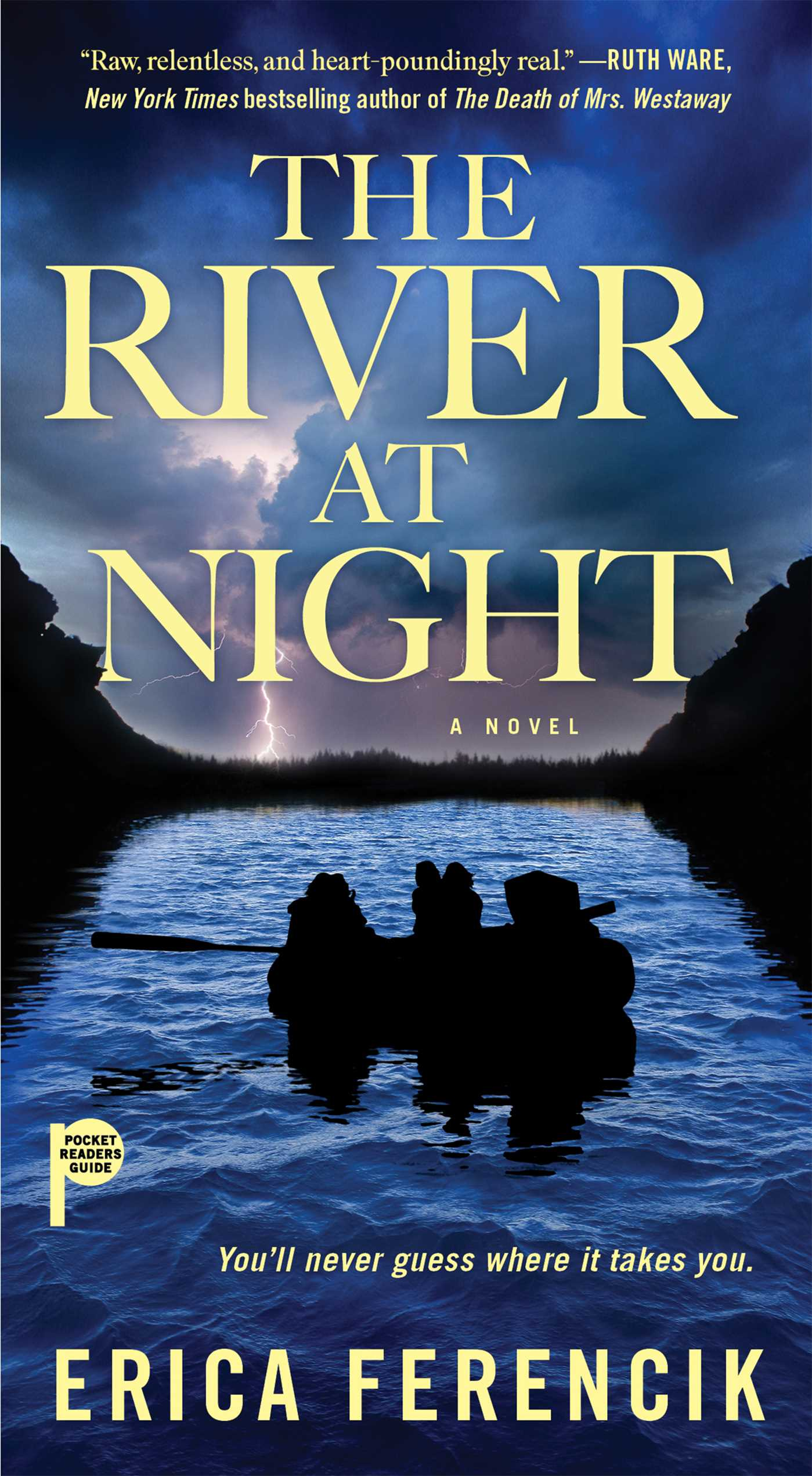 The river at night 9781982113537 hr