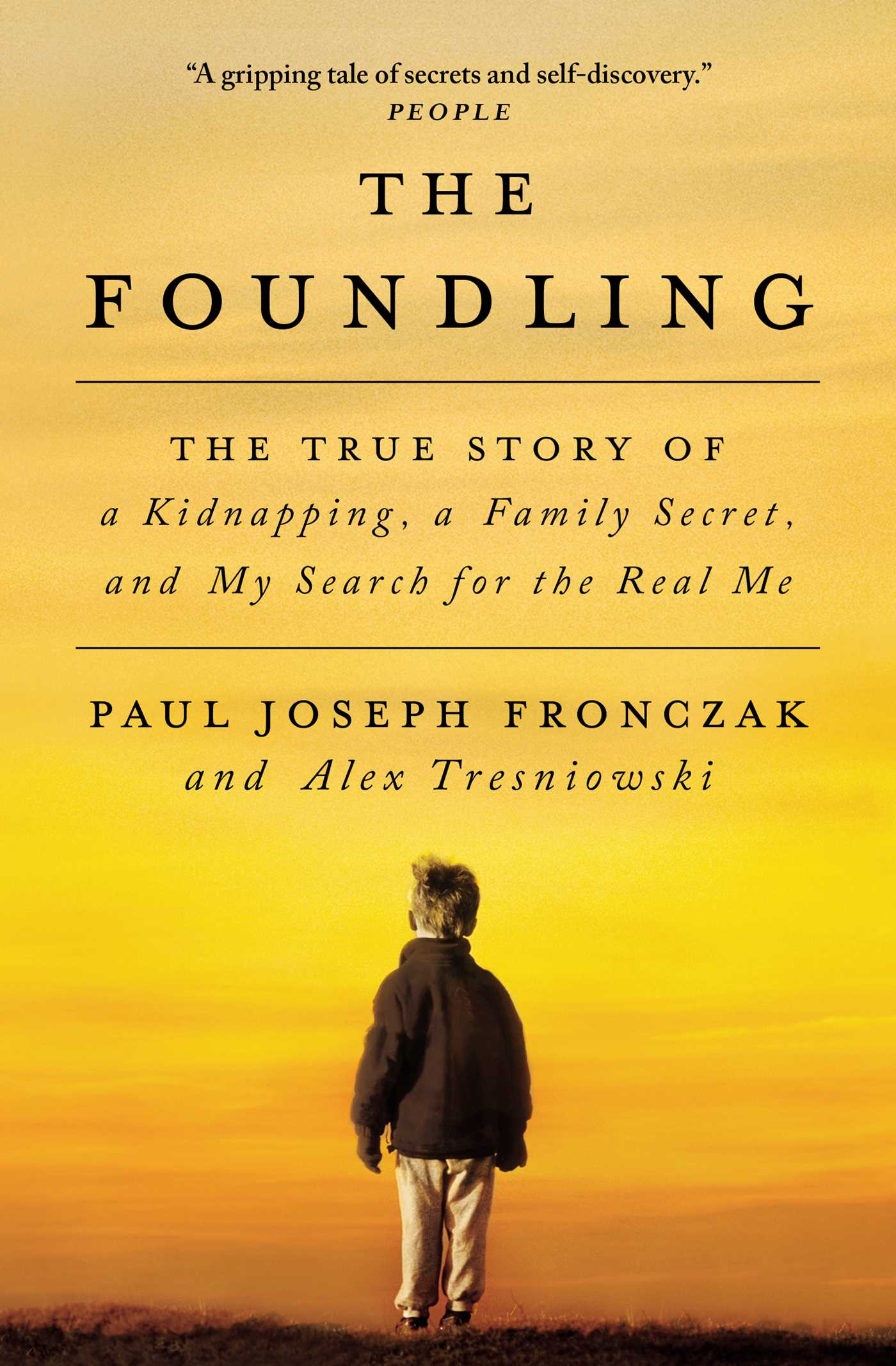 The foundling 9781982113933 hr