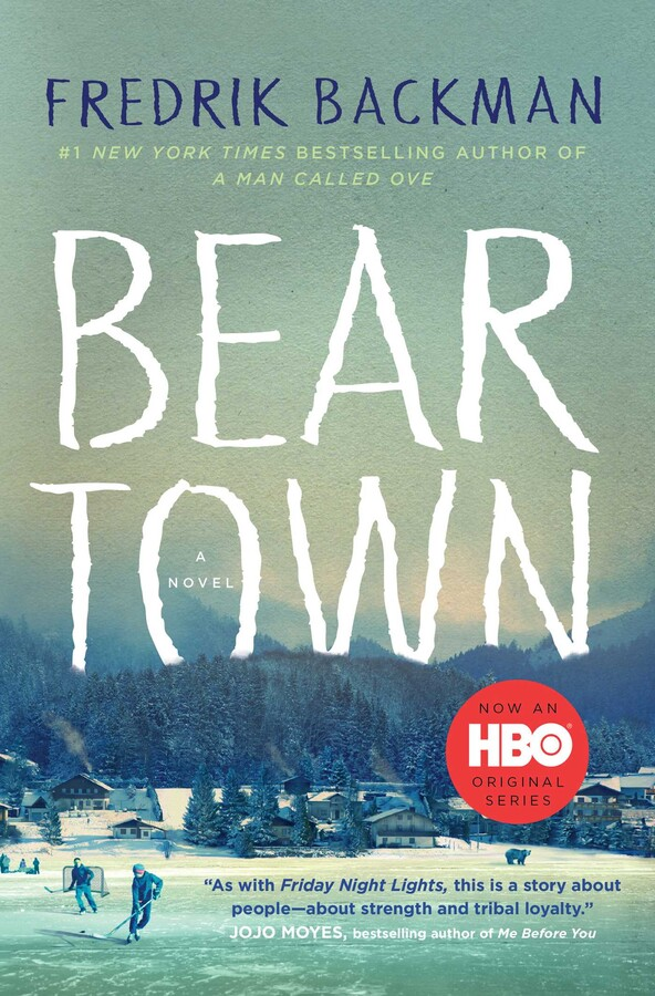 Image result for beartown cover