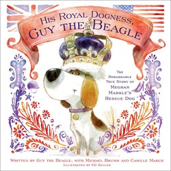 Buy His Royal Dogness, Guy the Beagle