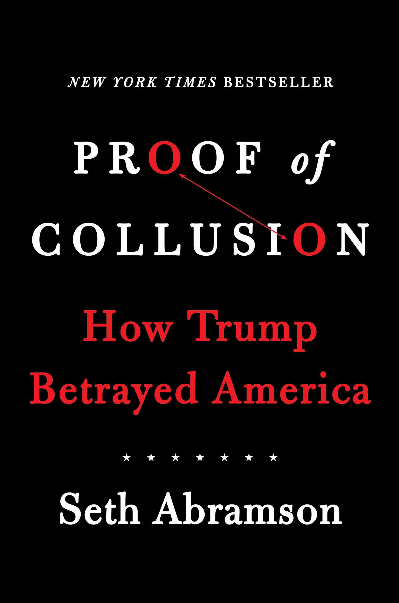 Proof of collusion 9781982116088 hr