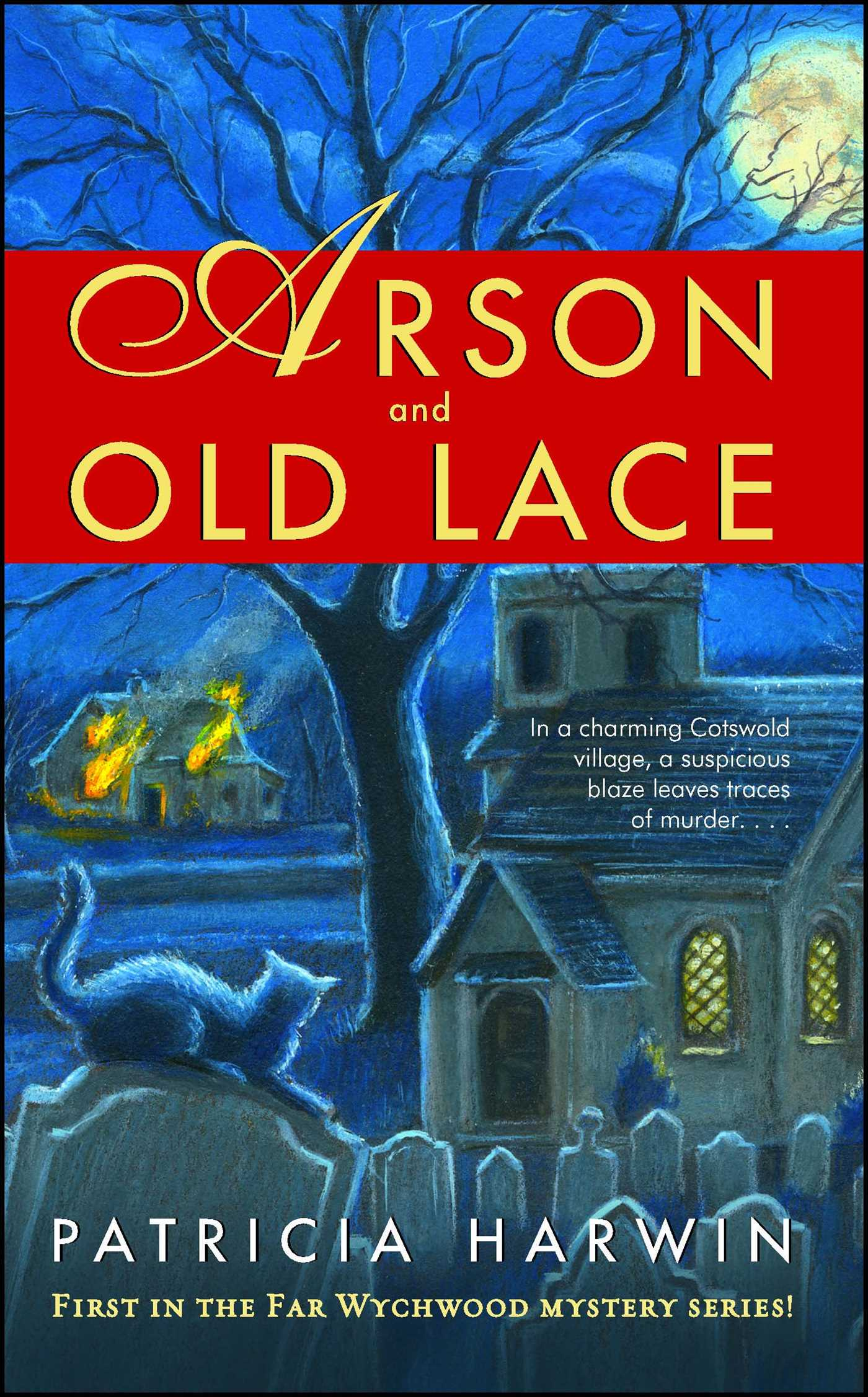 Arson and old lace 9781982117221 hr