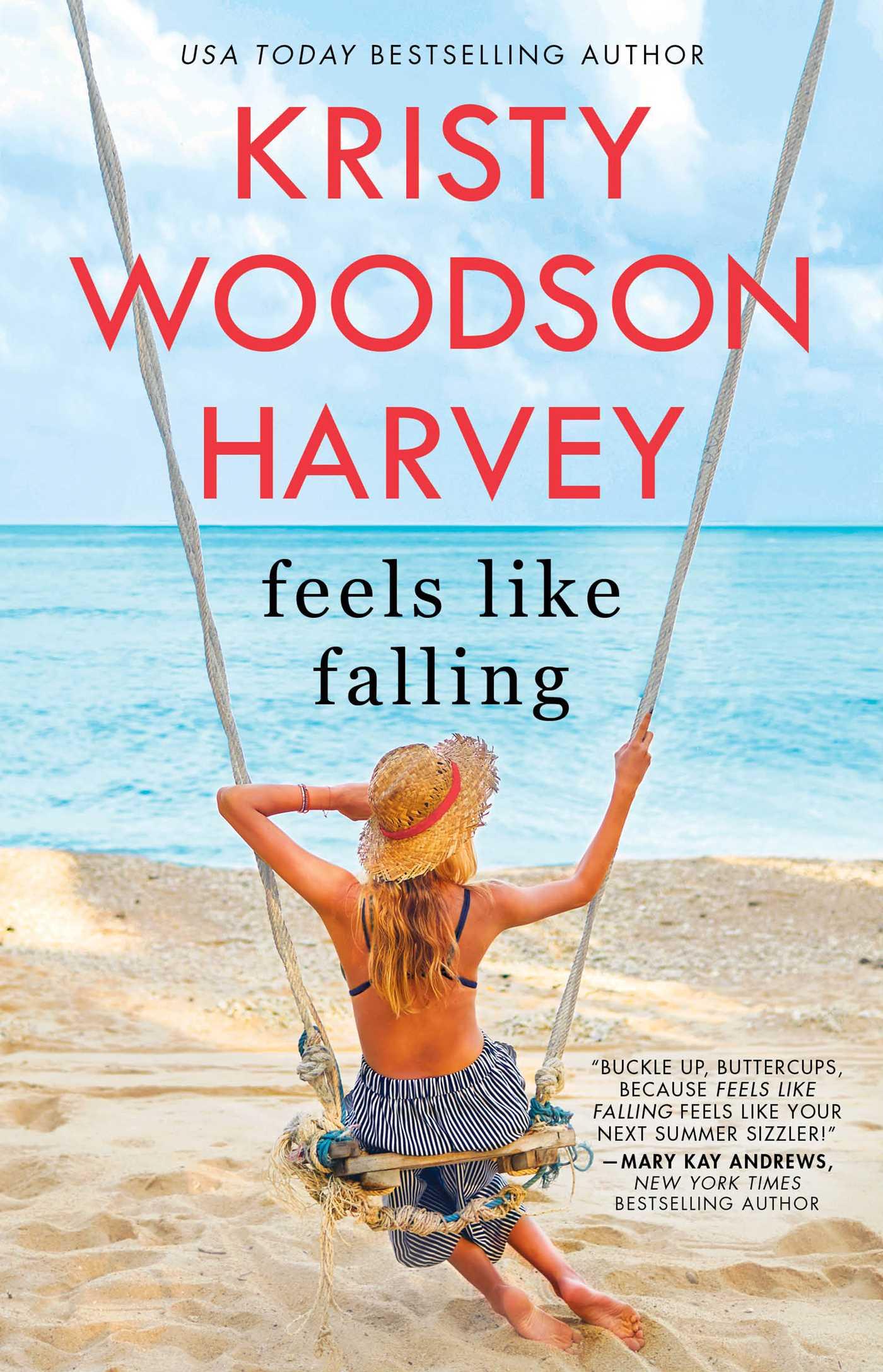 Blue Water High Cast feels like falling | bookkristy woodson harvey