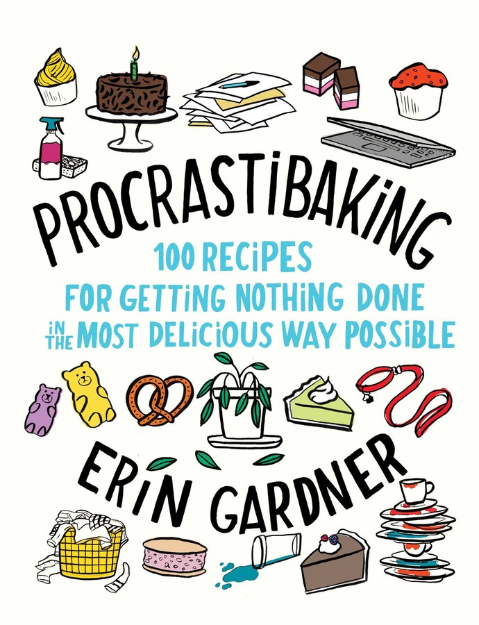 Buy Procrastibaking