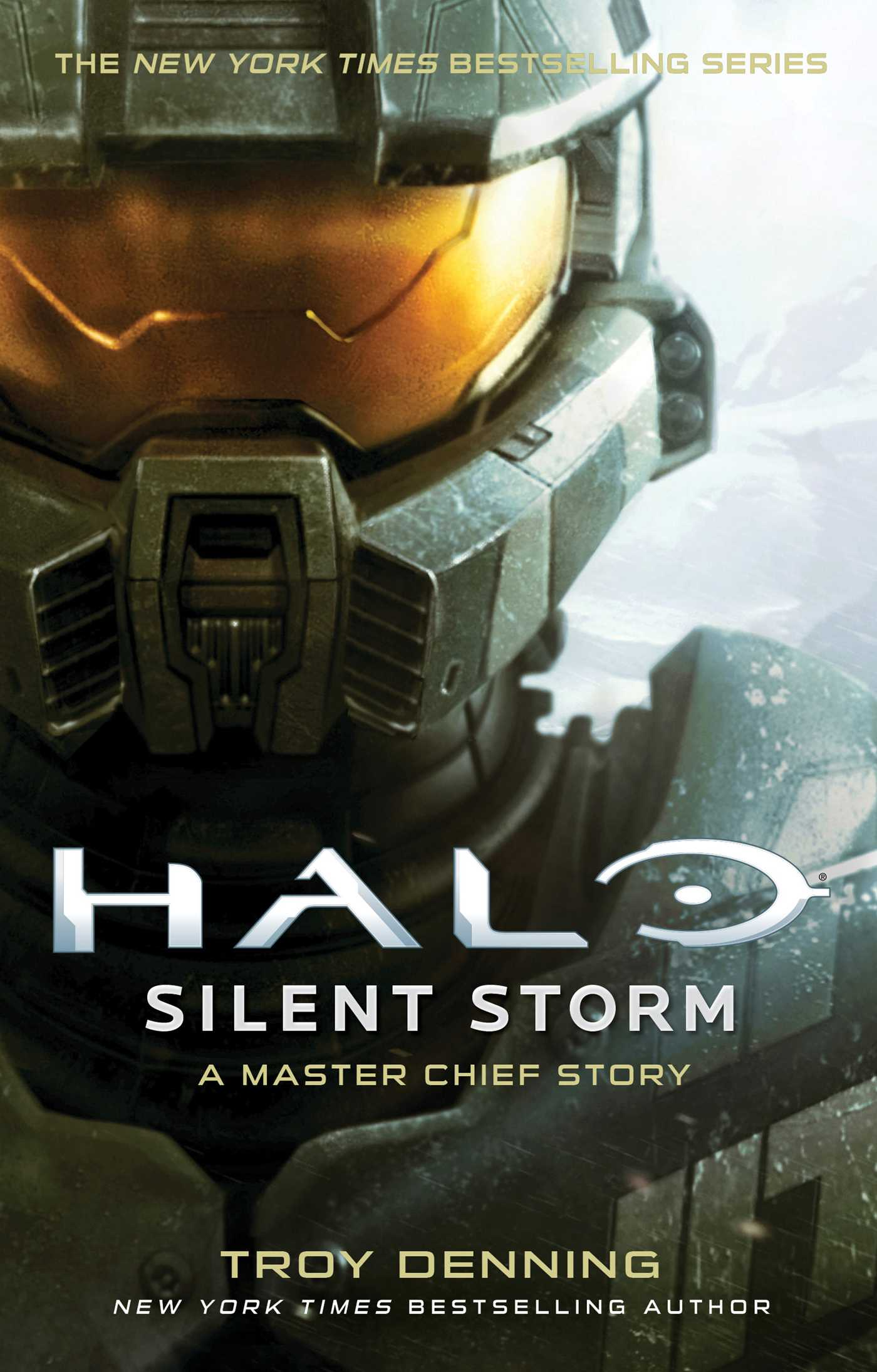 Halo: Silent Storm | Book by Troy Denning | Official