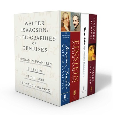 Walter Isaacson: The Genius Biographies
