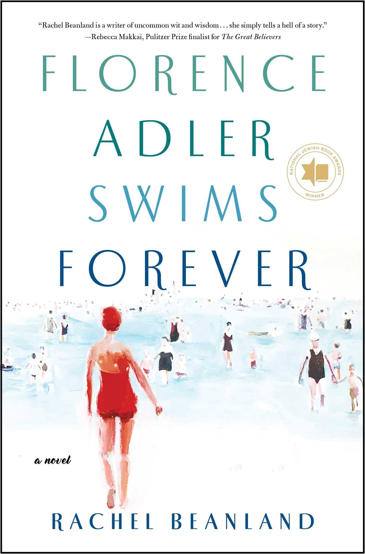 Image result for florence adler swims forever