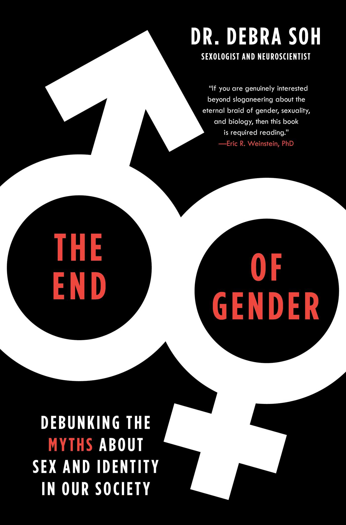 The End Of Gender Book By Debra Soh Official Publisher Page Simon Schuster