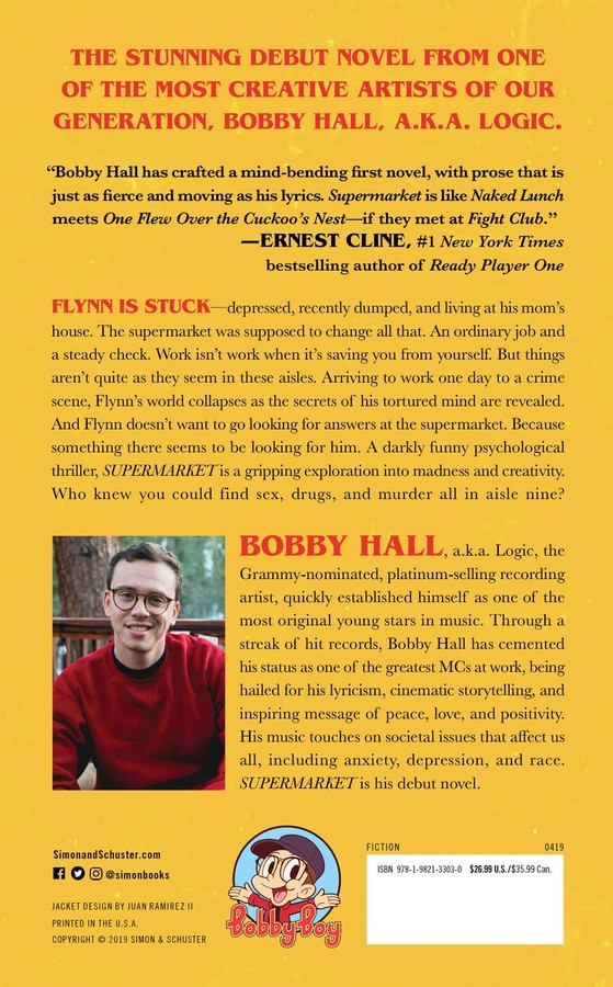 Supermarket | Book by Bobby Hall | Official Publisher Page